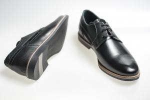 Pantof casual barbat LFX 845 negru