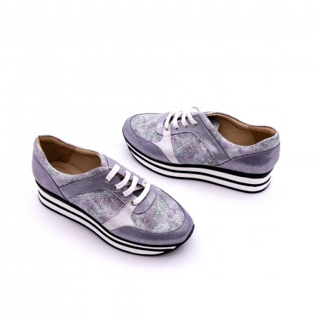 Pantof casual dama marca Nike Invest 1124 argintiu