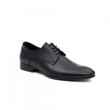 Pantof elegant barbat LFX 935 negru