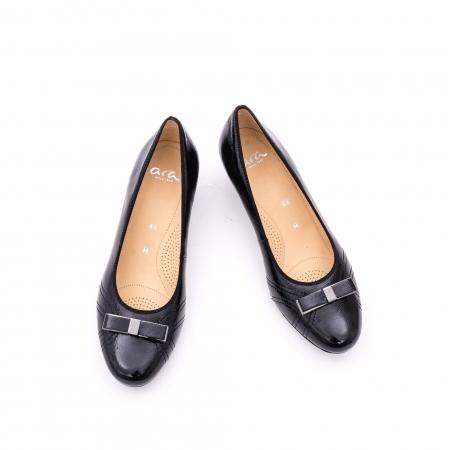 Pantof piele naturala lacuita marca ARA 12-35815