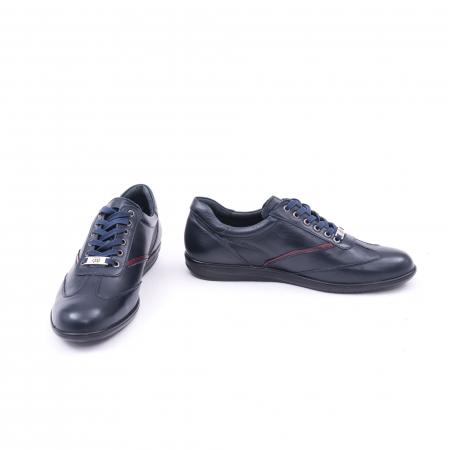 Pantofi casual barbat LFX 534 bleumarin