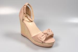 3cfc1e539ea75 Sandale cu platforma KFL 491 pink