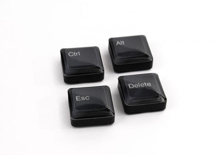 Magnet - chei - ICON  (4 buc/set)