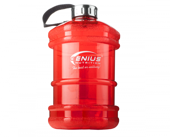 Red Water Bottle 2.3L