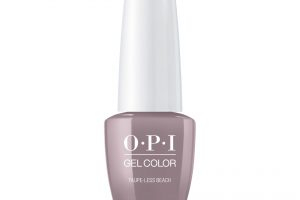 OPI GEL COLOR – Taupe-Less Beach 7.5ml
