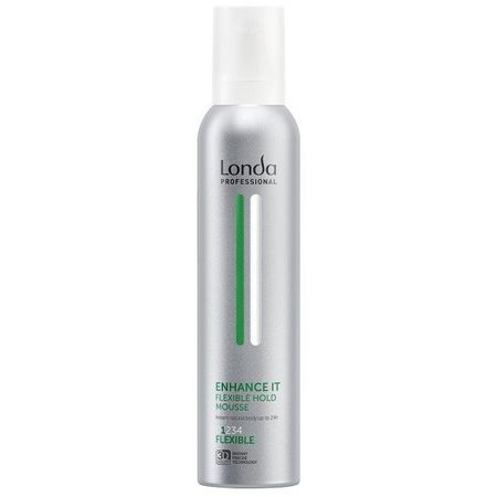 Londa Style Volume Mousse Enhance It spuma cu fixare flexibila 250 ml
