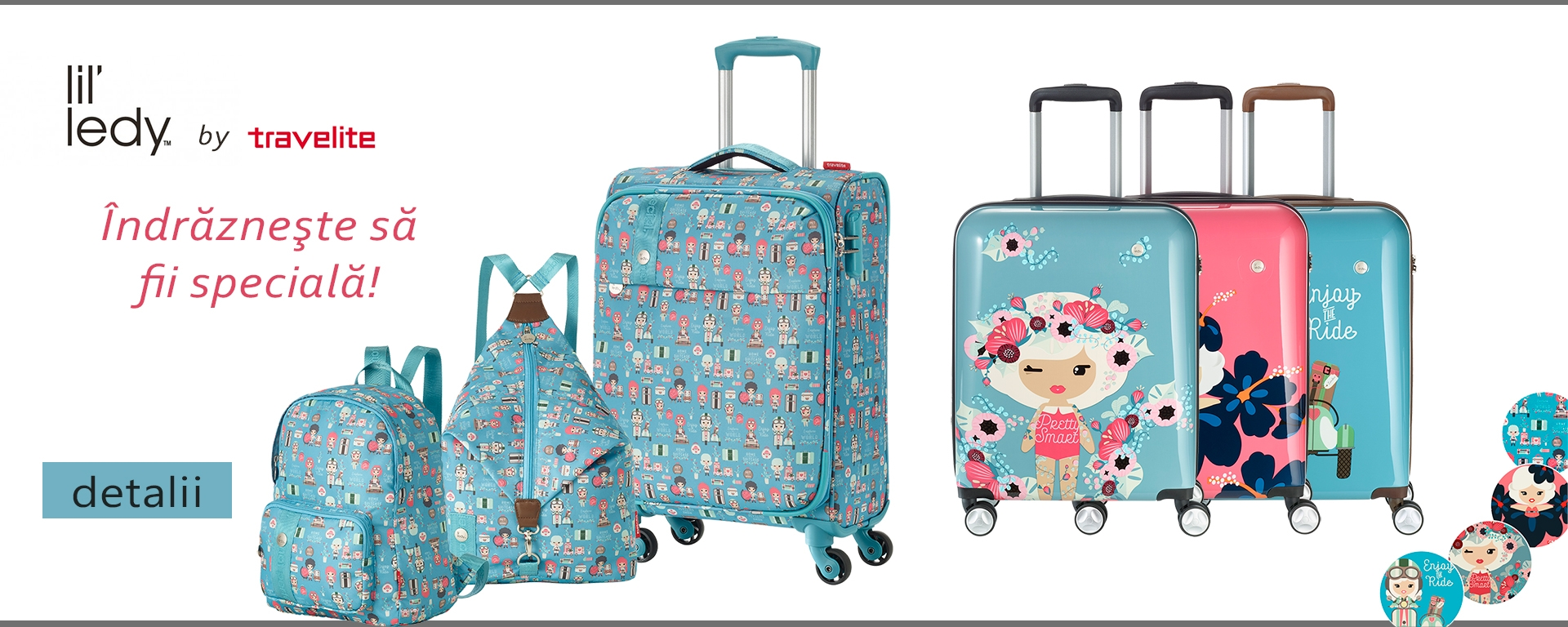 Lil'Ledy by Travelite
