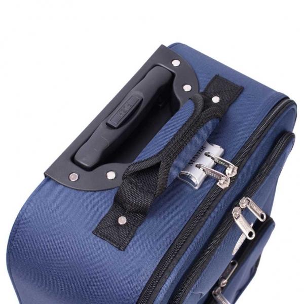 TROLER TACOMA 57 CM albastru