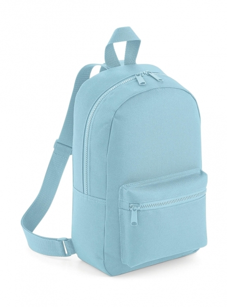 Rucsac mini Travel bleu pudrat