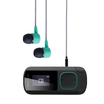 MP3 Player Energy Sistem CLIP Bluetooth Mint