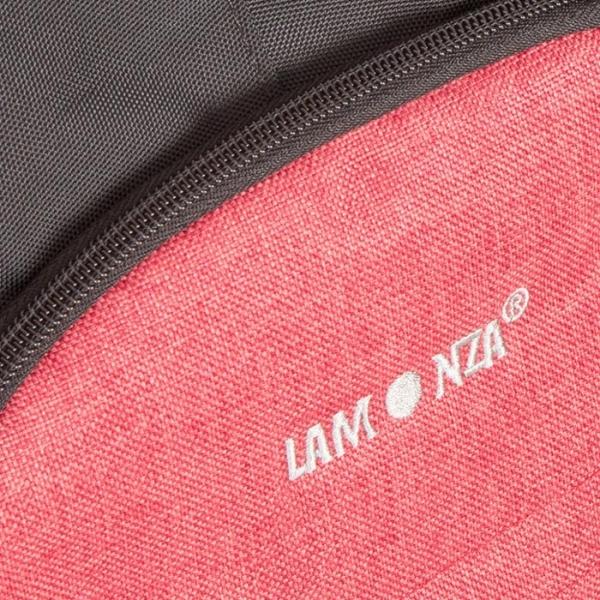 Rucsac Sapphire Negru cu rosu Lamonza