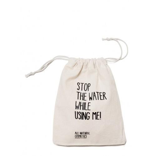 Săculeț de pânza Take Two Stop the water while using me