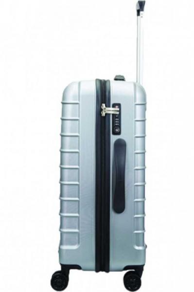 Troler Carlton Duo-Tone 75 argintiu-albastru