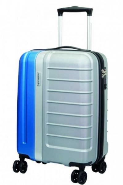 Troler Carlton Duo-Tone 65 argintiu-albastru