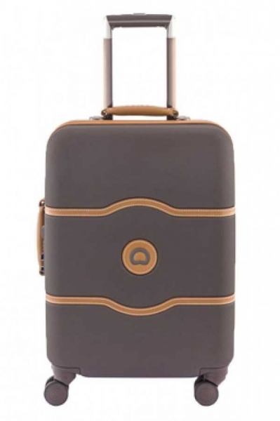 Troler Delsey Chatelet H  55 chocolate