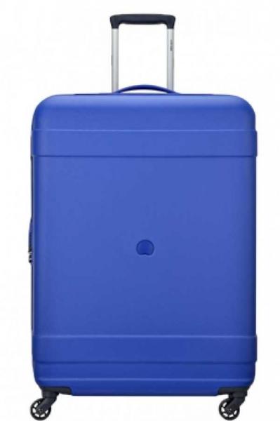Troler Delsey Indiscrete Hard 55 cm albastru