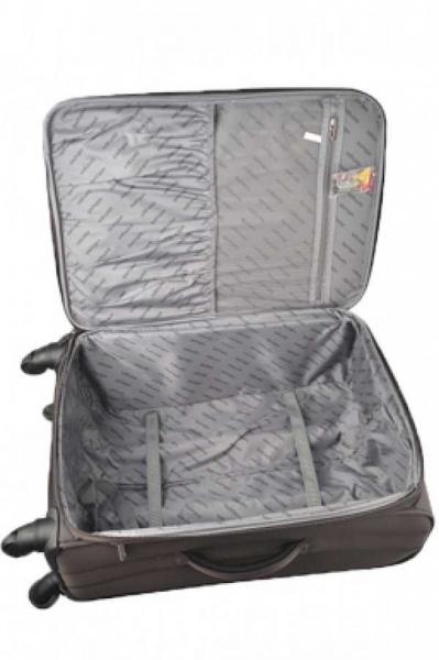 Mirano Troler textil 4 roti South 75 negru