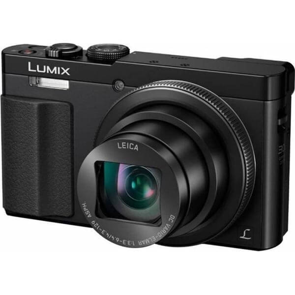 Camera foto Panasonic DMC-TZ70EP-K, neagra