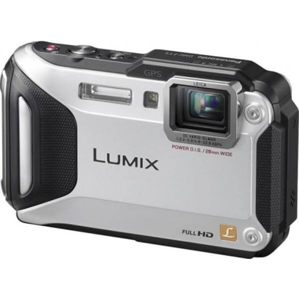 Camera foto Panasonic DMC-FT5EP-S, silver