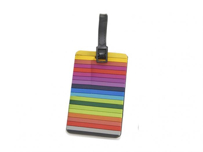 Eticheta de calatorie Travelite Stripes