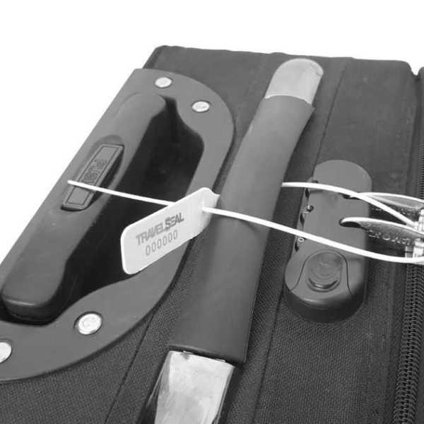 Sigilii bagaje TravelSeal Alb