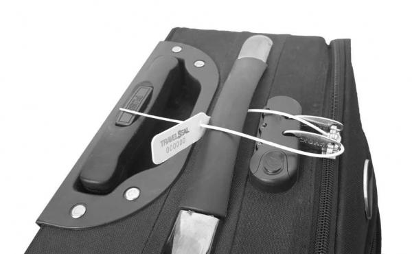 Sigilii bagaje TravelSeal Galben