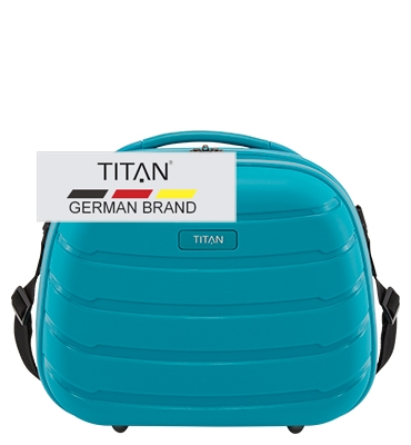 TITAN LIMIT Beauty Case Albastru