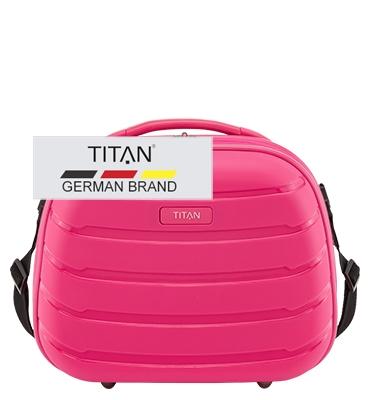 TITAN LIMIT Beauty Case Roz