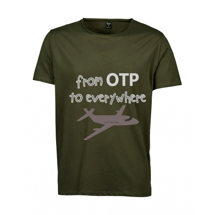 Tricou barbati From OTP from everywere2