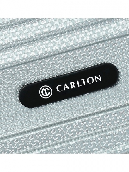 Troler Carlton Tube 75 cm gri