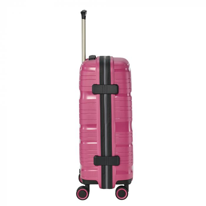 Troler de cabina Travelite MOTION 4 roti S - roz