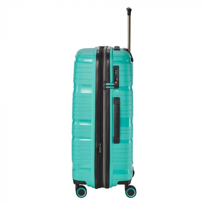 Troler de cala Travelite MOTION 4 roti M - Mint