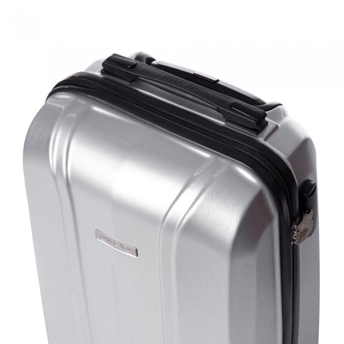Troler Lamonza Swank Argintiu 55X35X24 cm