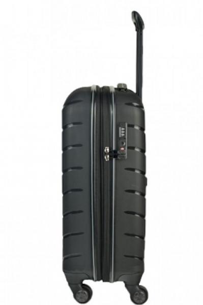 Troler Mirano Paris 55 negru - Troler de cabina