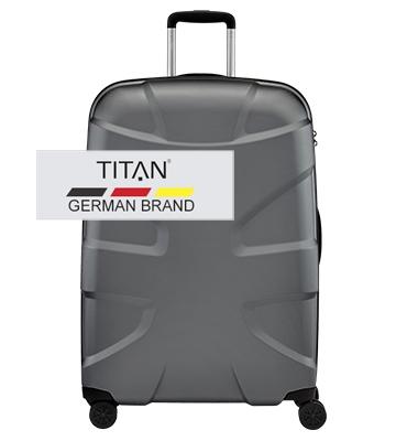 Troler TITAN X2  4w  M+  Metal