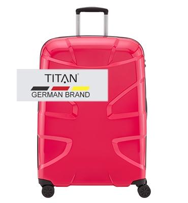 SET Trolere TITAN X2  4w S,M,L - Roz