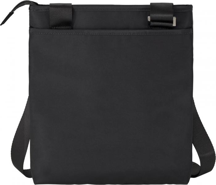 Set troler Travelite JADE 4w 54cm, geanta de umar si rucsac (USB incorporat) - negru
