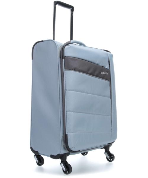 Troler Travelite KITE 4w Mexp - Argintiu
