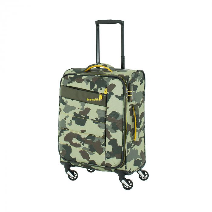Troler Travelite KITE 4w S - Camuflaj