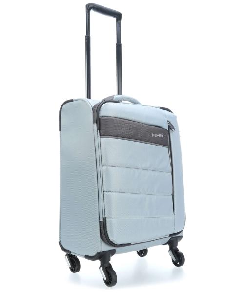 Troler Travelite KITE 4w S - Argintiu