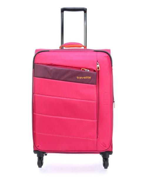 Troler Travelite KITE 4w S - Roz