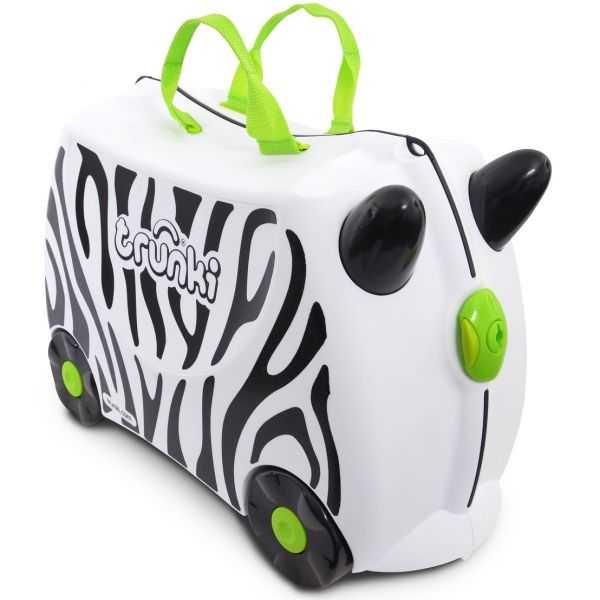 Valiza TRUNKI ZIMBA - Zebra