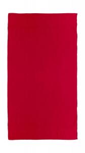 Prosop de plaja Soft 100x180 cm Rosu