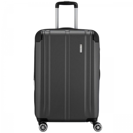 Troler Travelite CITY 4 roti Lexp - Antracit