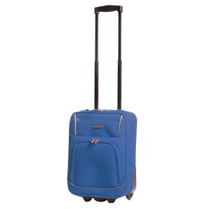 Troler Horizon 42 cm bleumarin