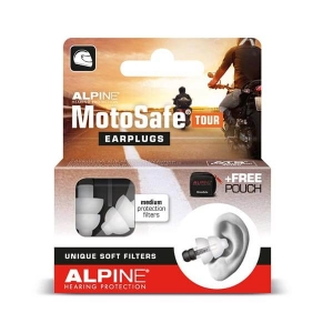 Dopuri de urechi Alpine Moto safe Tour