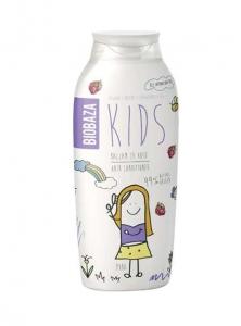 Balsam de par natural pentru copii (smochine si capsuni), 250 ml - BIOBAZA