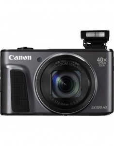 Camera foto Canon PowerShot SX720HS BK, 20 MP