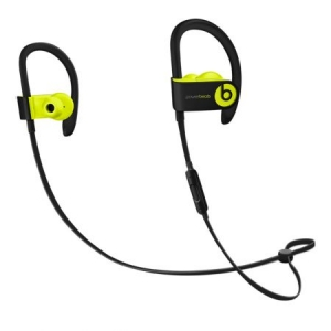 Casti Beats Powerbeats3 Wireless Earphones - Shock Yellow - mnn02zm