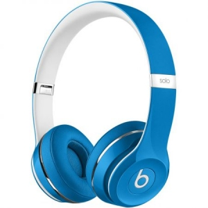 Casti Beats Solo2 On-Ear Luxe Edition Blue ml9f2zm/a